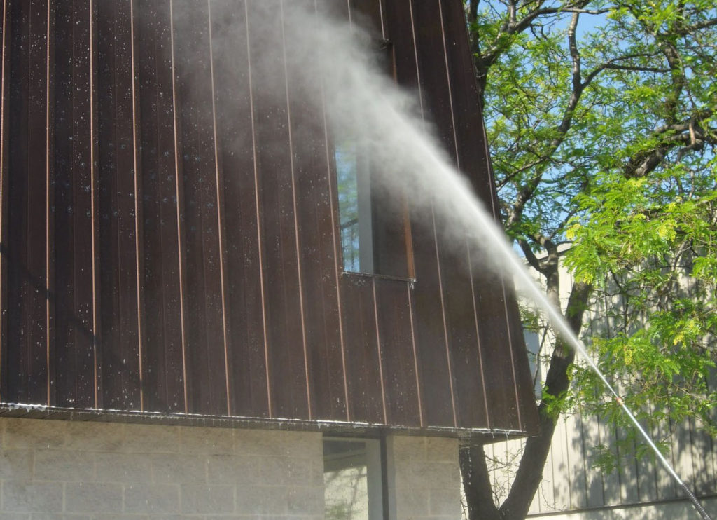 Commercial Pressure Washing Northeast Ohio