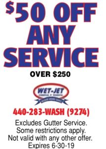 $50 off service over $250