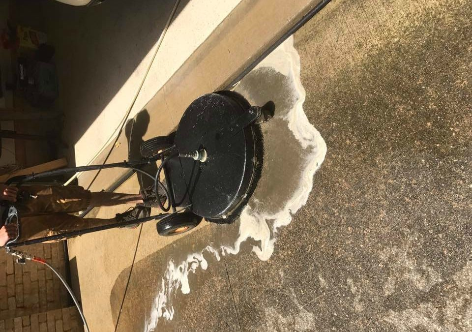 HOW TO SELECT A POWER WASHING BUSINESS